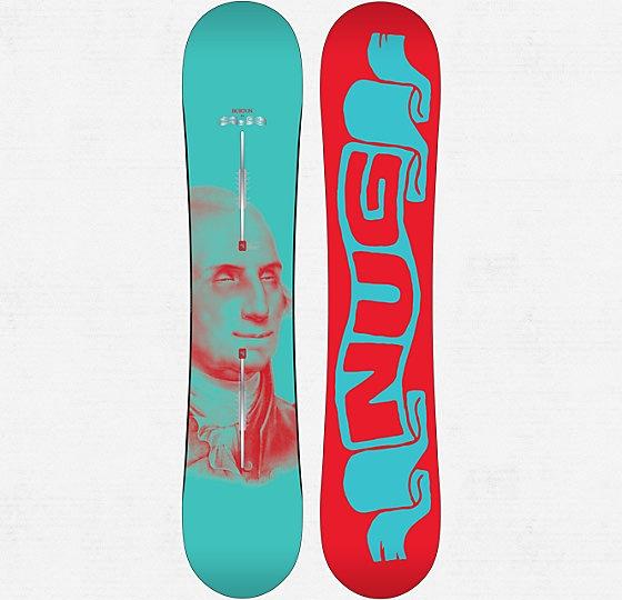 Nug Snowboard - Burton Snowboards