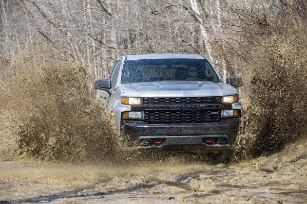2020 Chevy Silverado Gives More Trim Levels The 6 2 Liter V8