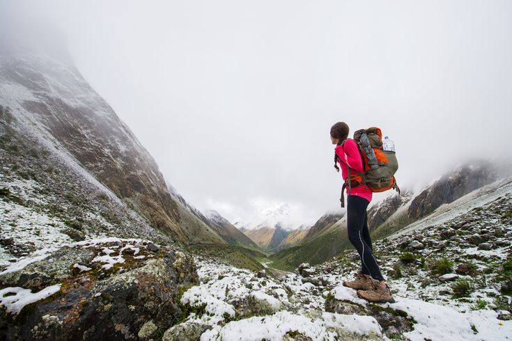 Hike Peru's Alto Route:  Machu Picchu + mountains = Peru's most gorgeous alpine route.