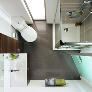 Space Saving Bathroom Suites that will make the room feel bigger