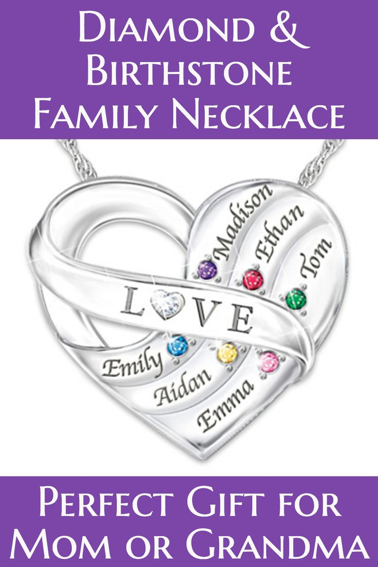 102 Best Grandmother Necklace With Names Images On
