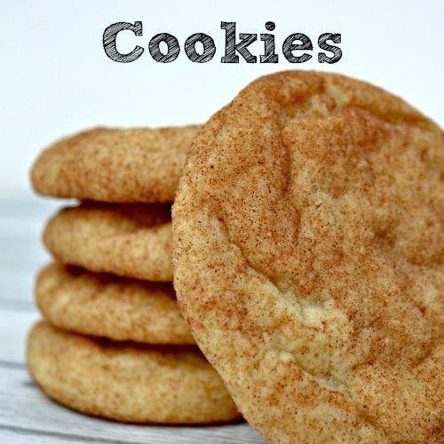 Snickerdoodle Kekse Rezept – Ein Klassiker für jeden Anlass