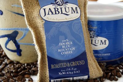 Jablum Blue Mt. Coffee (Jamaican). One of my favorite coffees ever!