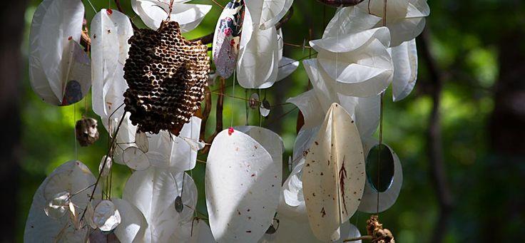 """Floating Gardens, """"Nest"""" detail"""