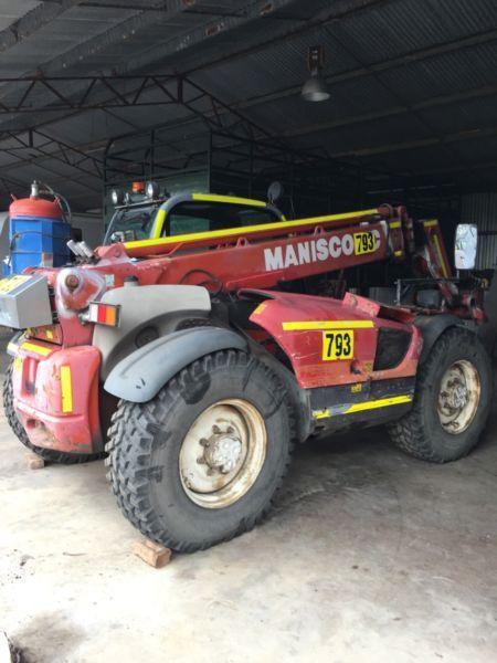 Manitou 932 Telehandler | Construction Equipment | Gumtree Australia Port Stephens Area - Nelsons Plains | 1129824650