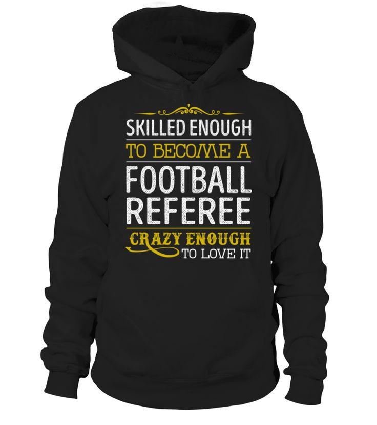 Football Referee - Crazy Enough