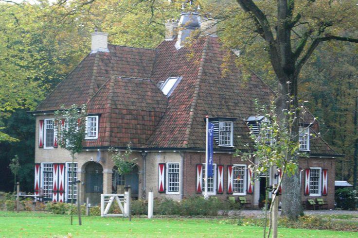 De Slotplaats Bakkeveen, leuk theehuis met veel kookboeken