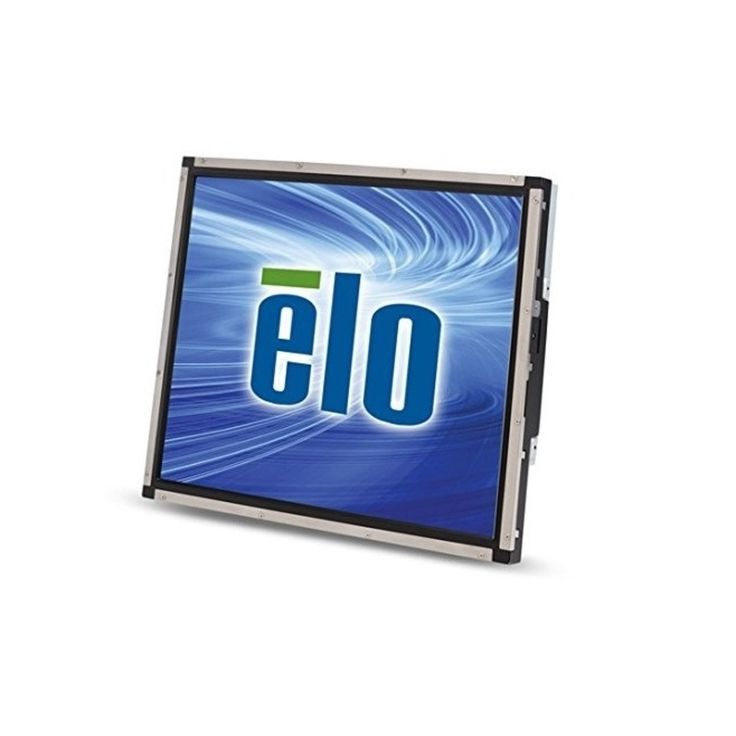 19 ELO 1931L 1280x1024 VGA DVI Serial USB RJ45 Open-frame Touch-screen LED Monitor (No P/S) E001111 Intellitouch