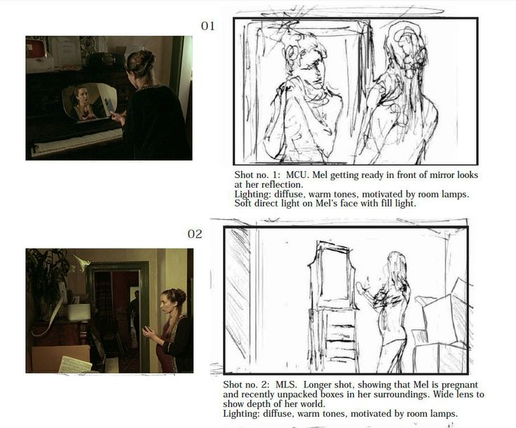 Best Showcase Storyboarding Images On