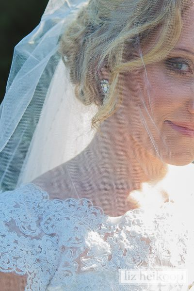 Bridal Portrait  l Liz Heikoop Photography