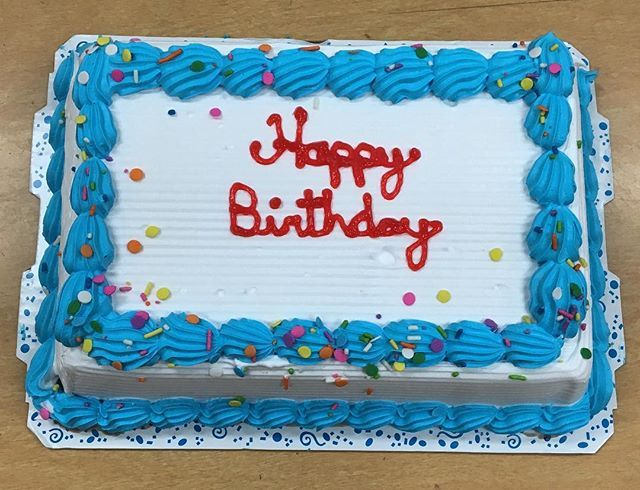 Fantastic Today We Are Celebrating The Paley Birthday Week With A Carvel Ice Funny Birthday Cards Online Elaedamsfinfo