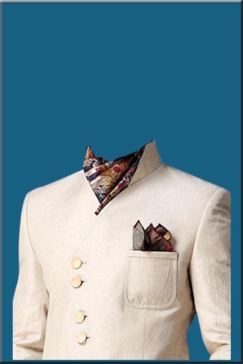 Indian Man Fashion Suit