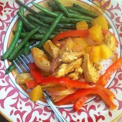 Malaysian Mango Chicken Curry | Recipe
