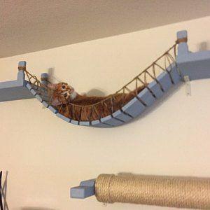 Puente de gato con cuerda   – Alles für die Katze