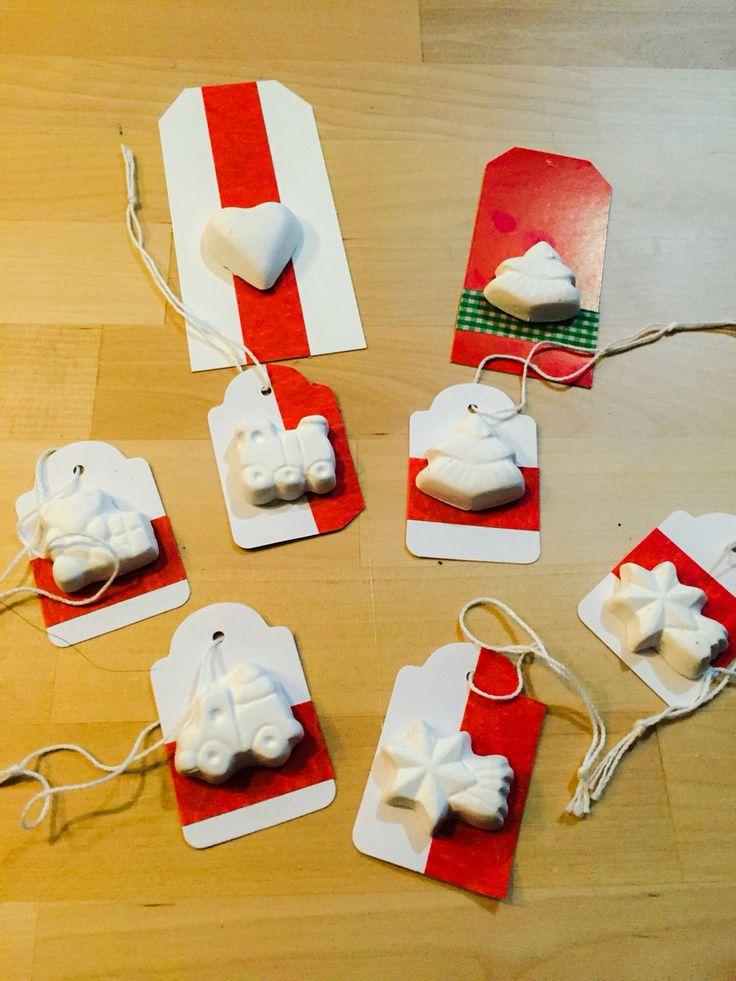Etichette/chiudi pacco Natale 2015 by Lorenzo