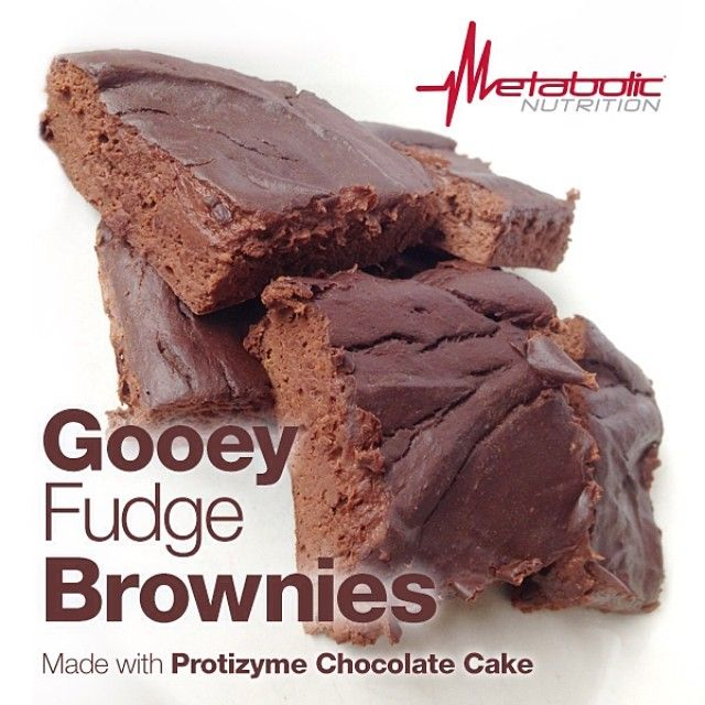 Protizyme Chocolate Cake