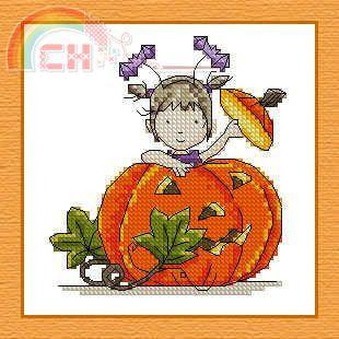 Lili of the Valley October 2016 Calendar CrossStitcher Issue 297 October 2015 Hardcopy in Folder