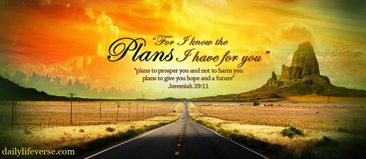 Look Around The Corner: Jeremia 29:11 / Jeremiah 29:11