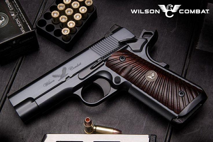 Wilson Combat 1911   Handguns   Pinterest