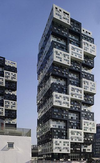 BUMPS, Beijing by SAKO Architects