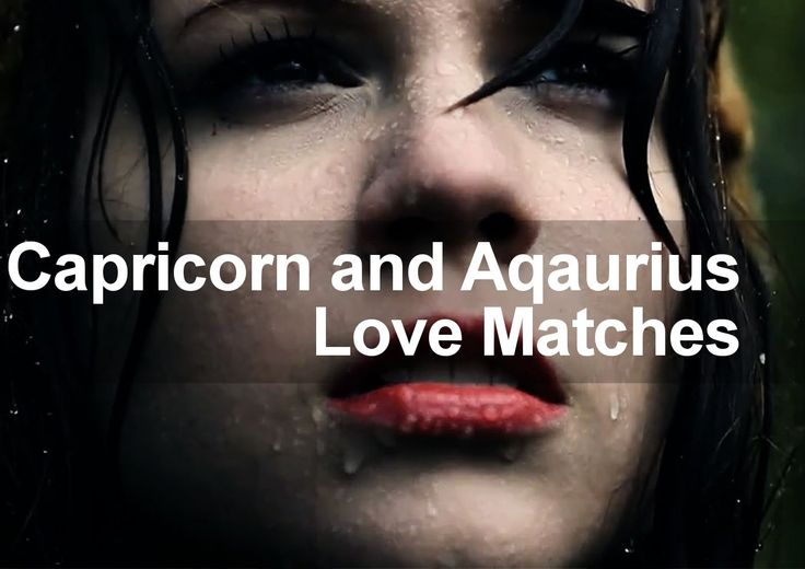 Cancer Man and Aquarius Woman Love Compatibility