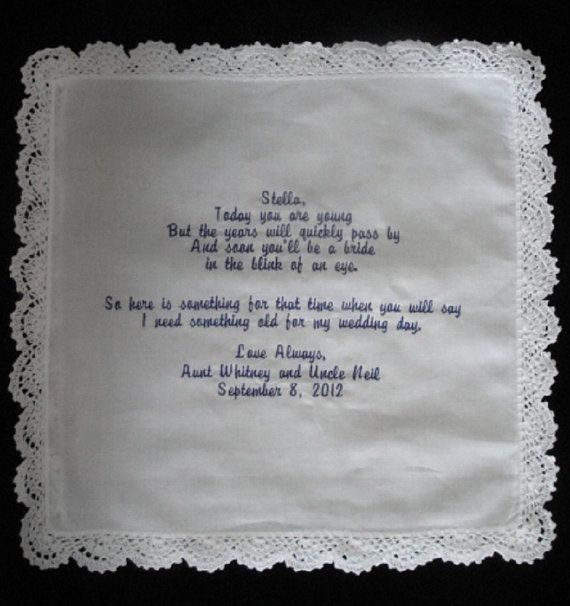 Personalized Embroidered Wedding Handkerchief, embroidered handkerchiefs,  Happy Hanky, mens handkerchiefs, monogrammed handkerchiefs