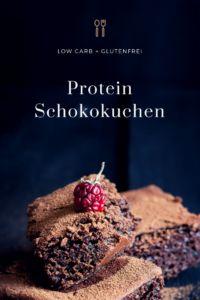Protein Schokokuchen - Etwas Süßes nicht nur für den Cheat Day