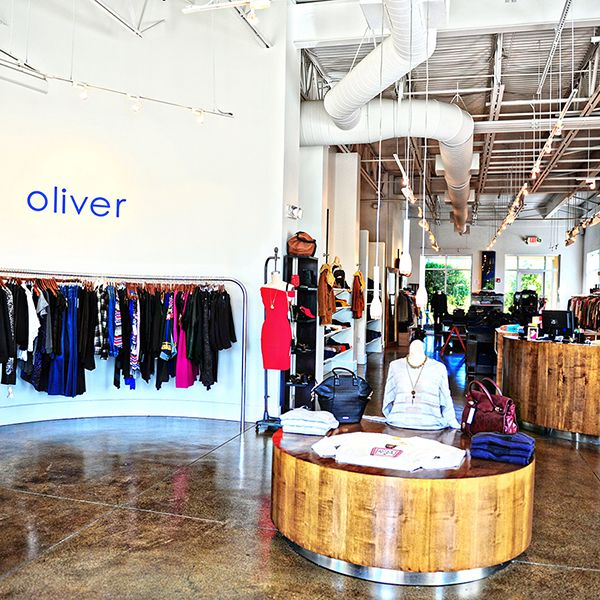 Oliver is your one stop style shop for everything from premium denim and basic tees to your next party or event!