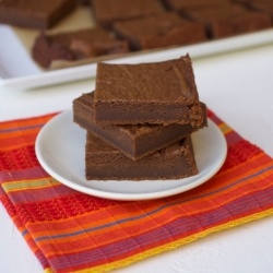 Chocolate pumpkin brownies:  I will add cinnamon and nutmeg.