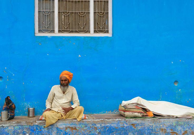 Blue Pushkar by Dayla de Knegt - Photo 125492369 - 500px