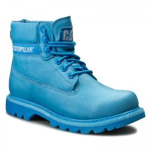 Turistická obuv CATERPILLAR - Colorado P720363 Light Blue