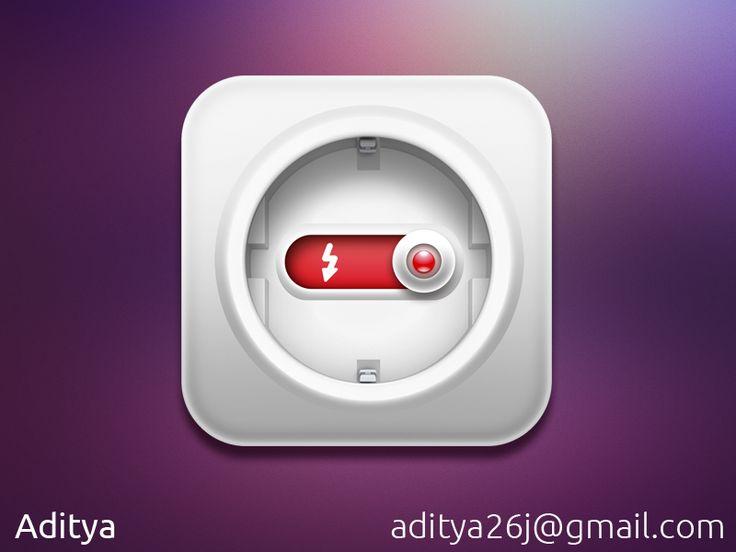 Smart!Home Ios App Icon by Aditya Chhatrala