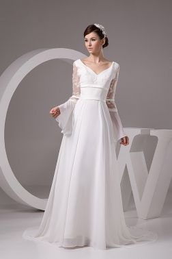 Princess White Pure Dress Cherishdress