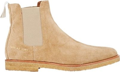 6 Tan Chelsea Boots To Shop If You Don't Want To Spend $530 For Common Projects