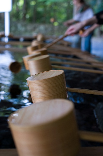 the dippers in the temizuya (at Ise Grand Shrine) by double-h, via Flickr: Grand Shrine, Japan Culture, Shinto Temizuya, Ise Grand, Beautiful Japan, Japanese Beautiful, Japanese Culture, Japan Shinto, Japanese Style