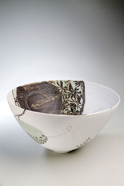 Shannon Garson, Feather Bowl
