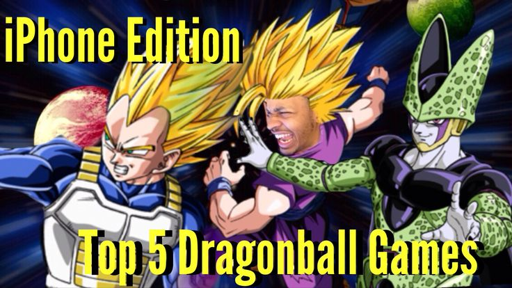 On My hunt for games I always look for the best, which leads me to Dragonball. If you haven't herd of the series you had to be living in a cave somewhere in the rocky alps lol Anyhow this is My Top 5 Dragonball Games For iPhone/iPad Android So sit back & enjoy!!!!