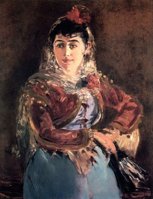 H Emilie Ambre στο ρόλο ρης Κάρμεν (1879)