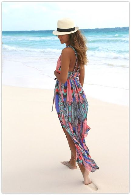 Beach styling needs special attention. Try to avoid heavy makeup, stylished hair and heavy clothes. On the contrary try light fabrics, ...