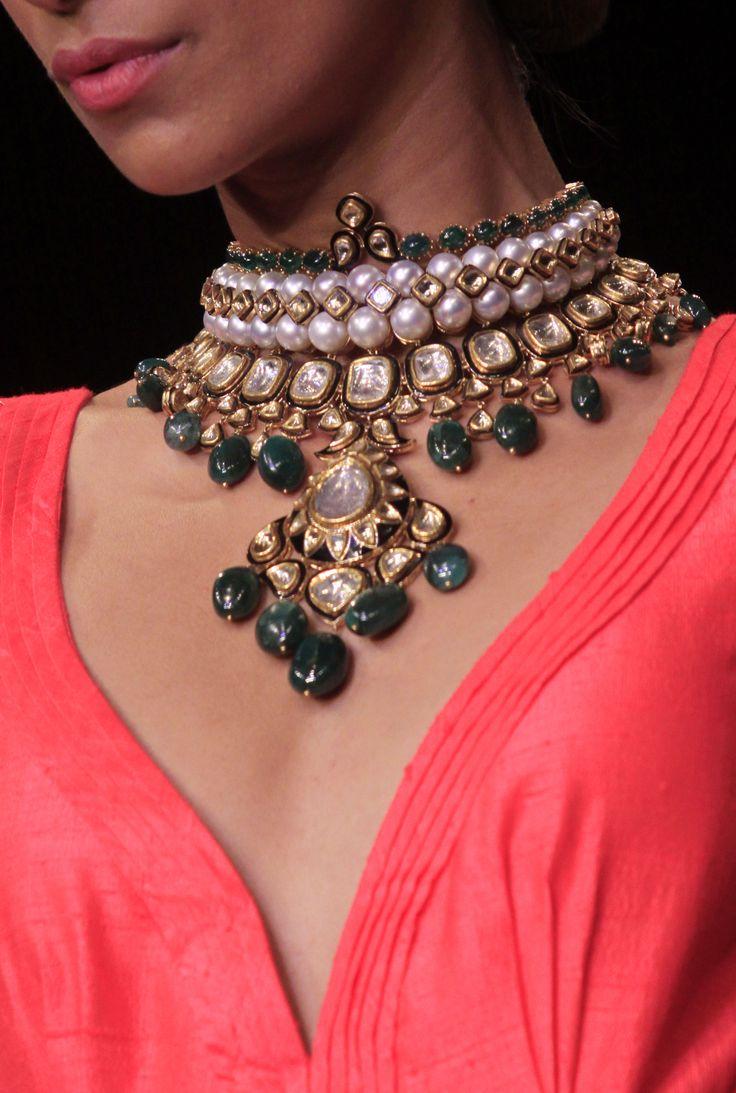 .Necklace design