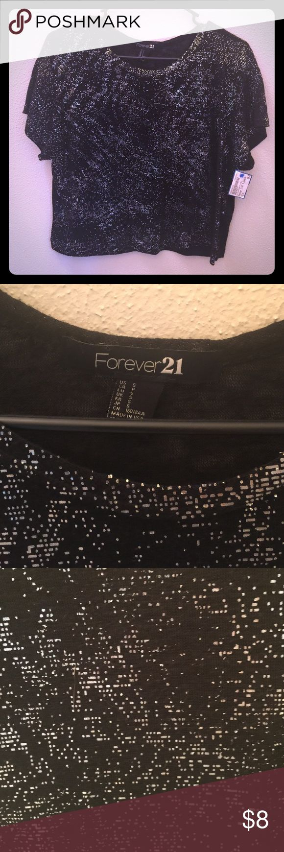 Forever 21 fashion top size S Classy forever 21 top. Great for work or even going out comfortable and versatile Forever 21 Tops Blouses