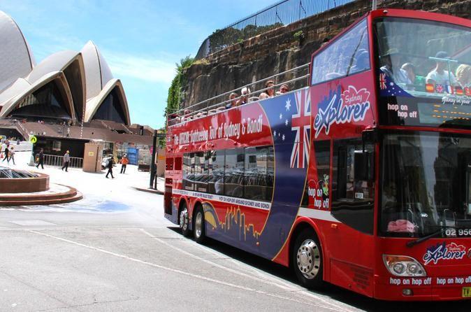 Sydney Combo: Hop-On Hop-Off Harbor Cruise and Hop-On Hop-Off City Bus Tour - TripAdvisor