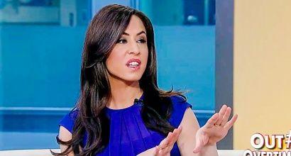Former Fox co-host Andrea Tantaros claims ex-Sen. Scott Brown groped her in…