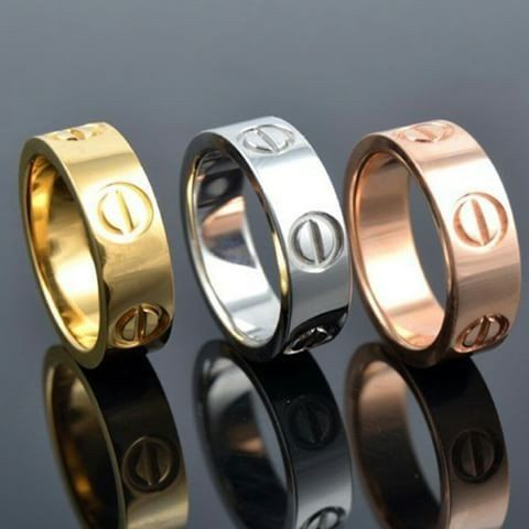 Limited Offer. Free Shipping! Order today or share with a friend. USA Ring Sizes - 4, 5, 6, 7, 8, 9 ,10, 11, 12 (See chart in the pictures) Condition: Brand New Gender: Women Metal Type: Gold, Rose go