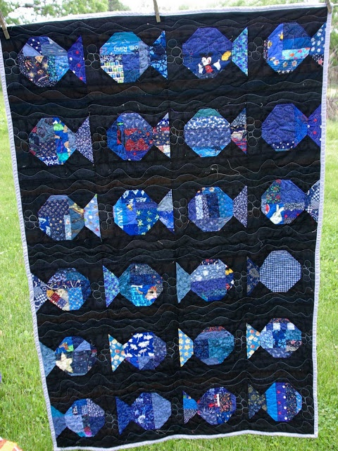 Sane, Crazy, Crumby Quilting blog  - some really unique crumb quilts.