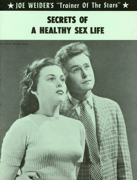 The Secrets to a Healthy Sex Life: Advice from Legendary Bodybuilder Joe Weider