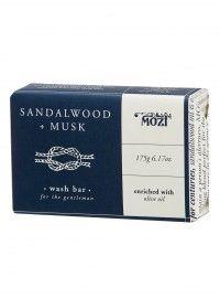 Sandalwood & Musk Gentleman?s Soap