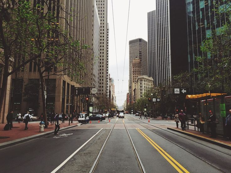 Stad, Stedelijke, Street, De Weg, Rials, Tracks