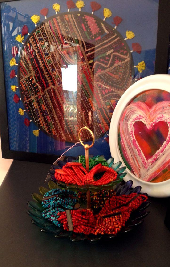 Art and jewellery. Enquire at totsiestravels@gmail.com