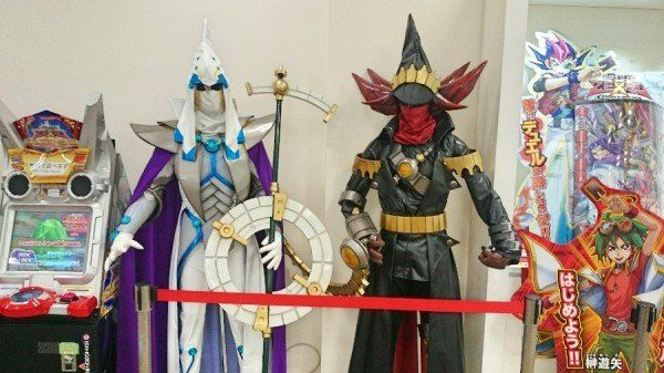 Konami YuGiOh Card Game Station gets a visit from NerdReactor | Konami News Blog  http://konami-news.com/entries/yugioh-tcg/konami-yugioh-card-game-station-gets-a-visit-from-nerdreactor